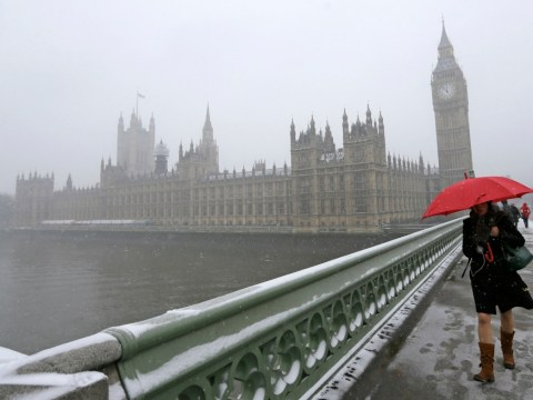 Snow disruption set to continue on Britain's roads and rail
