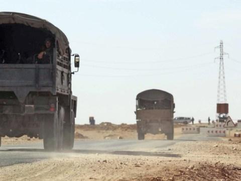 David Cameron in Algeria for north Africa terrorism threat talks