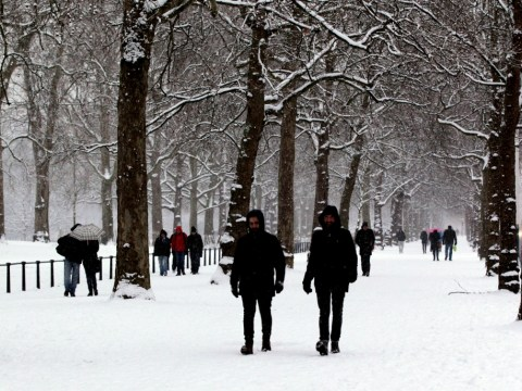 Life in the freezer: Week of -20C as 'once in a decade' weather strikes