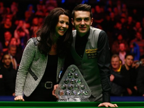 Mark Selby the Master for a third time as he beats Neil Robertson in tense final