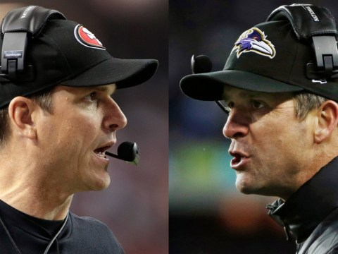 Super Bowl becomes Bro Bowl as Harbaughs take 49ers and Ravens to the big show