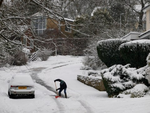 UK snow and ice set to last for at least two more days