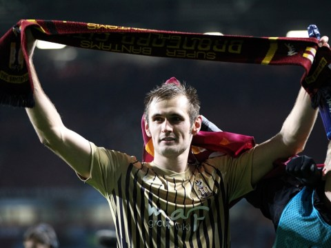 Bradford City cup hero James Hanson had to take a pay CUT from supermarket to join Bantams