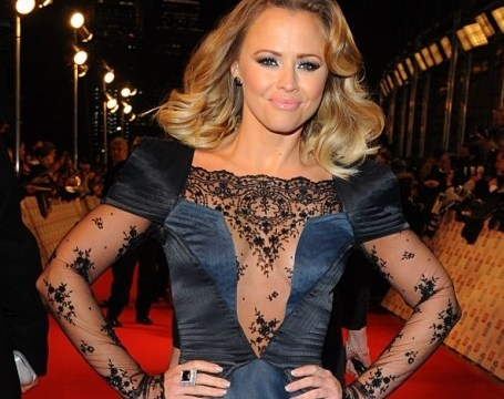 Alan Carr accuses Kimberley Walsh of being a 'benefit scrounger'