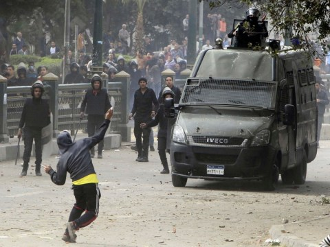 Egypt: Mohamed Morsi declares state of emergency after Port Said and Cairo unrest