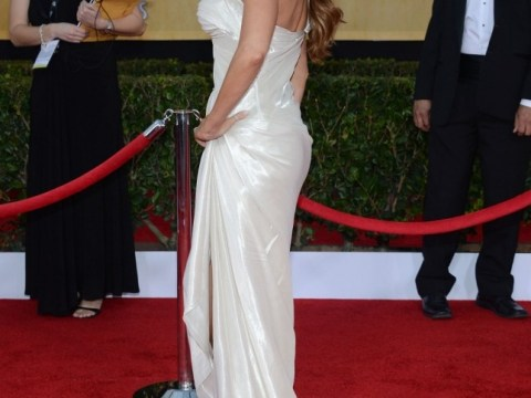 SAG 2013 gossip: Sofia Vergara says she looks like a 'hooker' as Claire Danes reveals 'Spanx' knickers