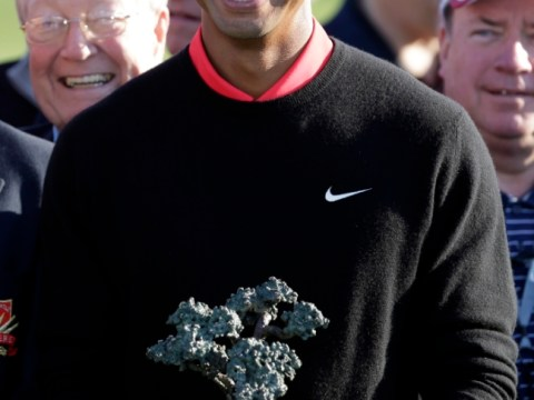 Tigers Woods fires warning to Rory McIlroy after winning Farmers Insurance Open