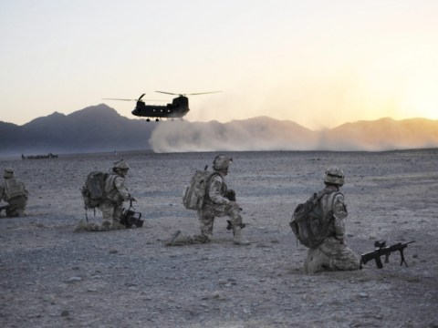 Two British soldiers punished for abusing Afghan civilians