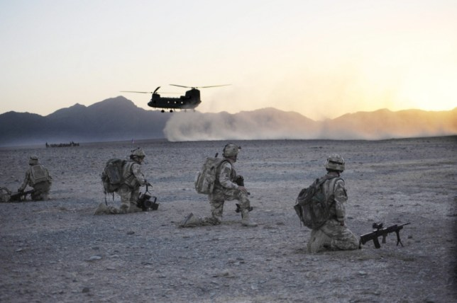 Two British soldiers admit abusing Afghan civilians