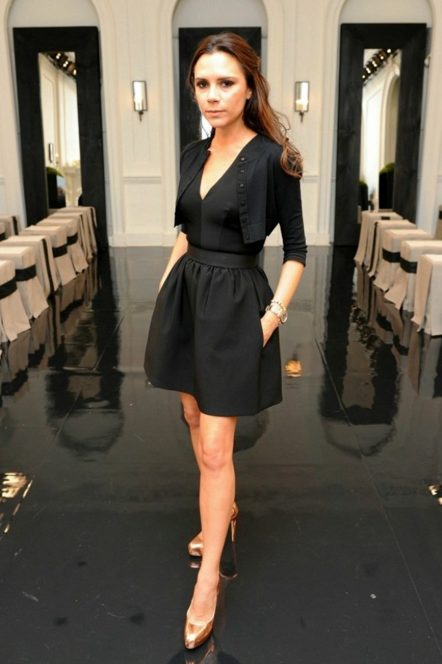 Victoria Beckham misses LA but is enjoying time with David beckham and her children in London