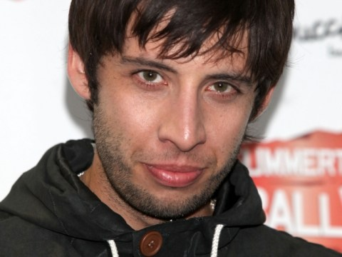 Example bans celebs from his wedding as he freaks over stray grey hair down below