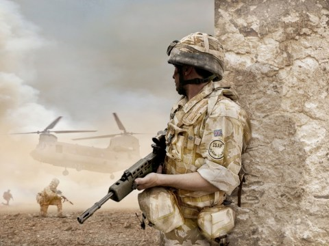 David Cameron pays tribute to British soldier killed in 'tragic' Afghan insider attack