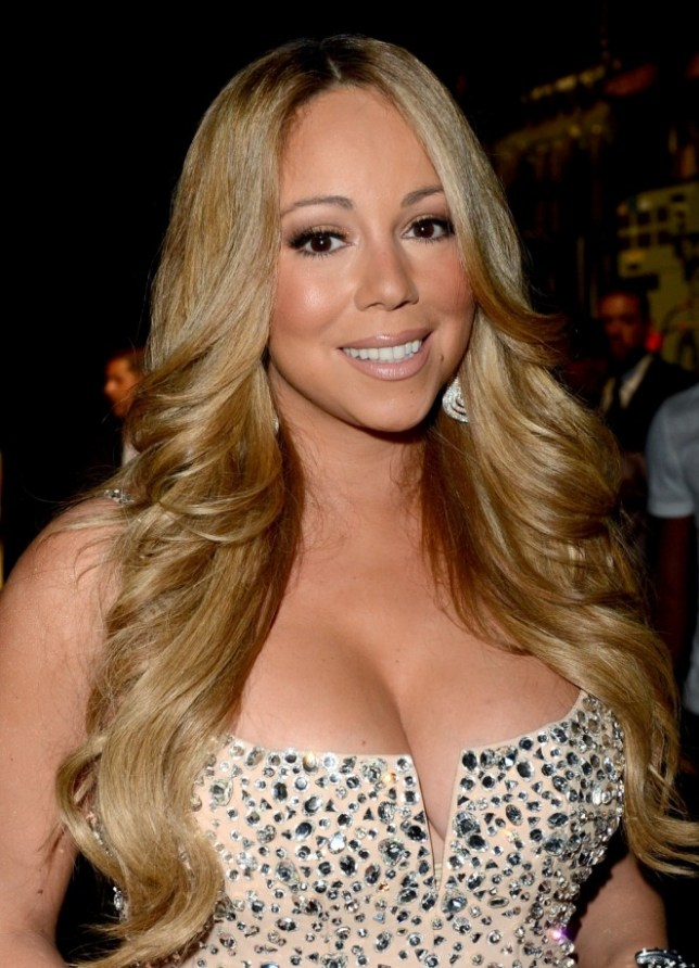 Expect severe delays: Mariah Carey has been forced to push back her latest album release (Photo by Jason Merritt/Getty Images For BET)