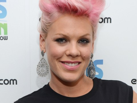 Pink is finally comfortable not being the 'beautiful' pop star