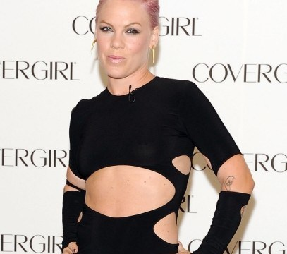 Pink reveals her rocky relationship with her mum left her family plans in doubt