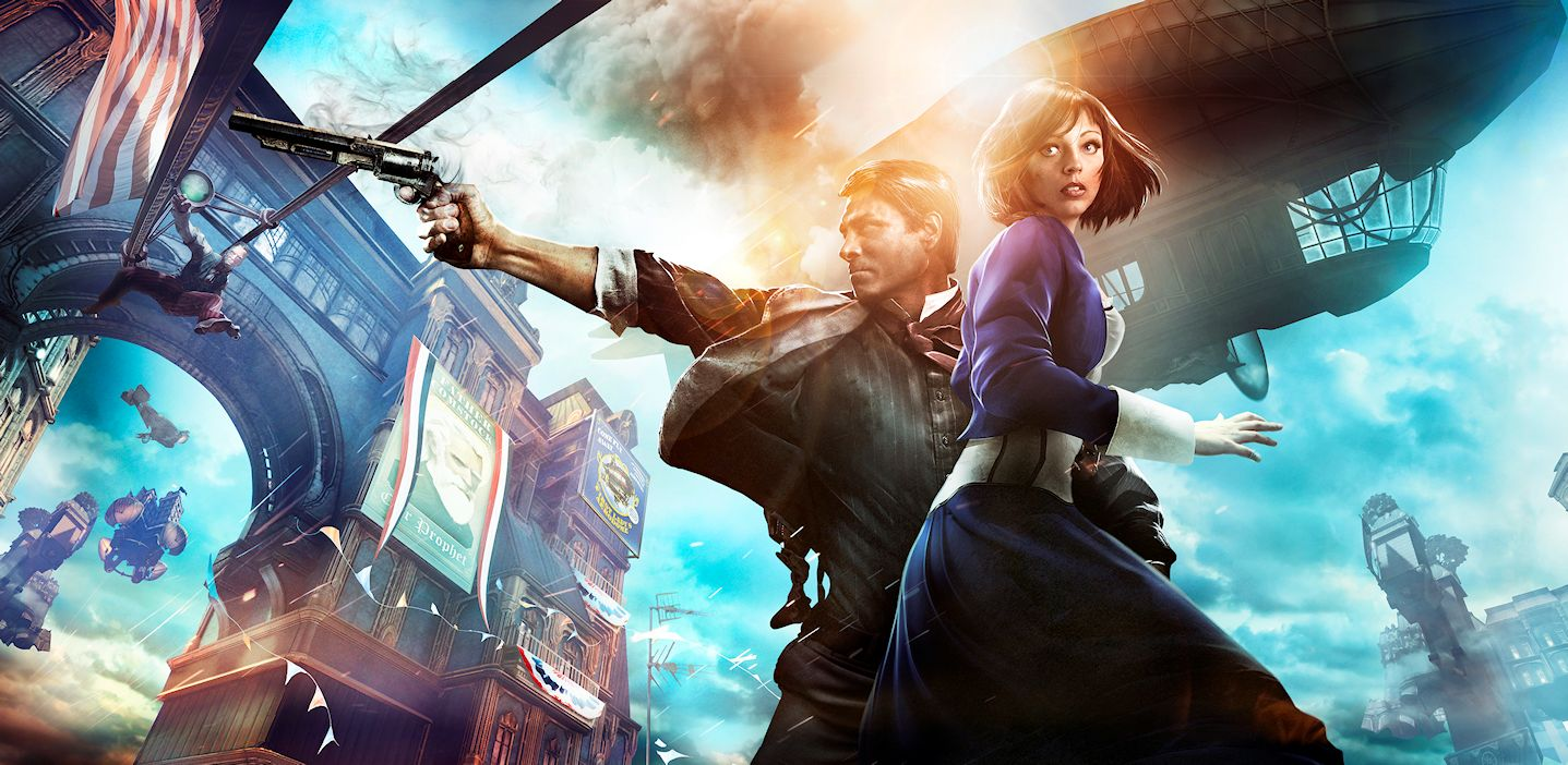 BioShock Infinite – soon to be under new managment