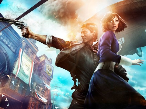 BioShock Infinite preview – exceptional action