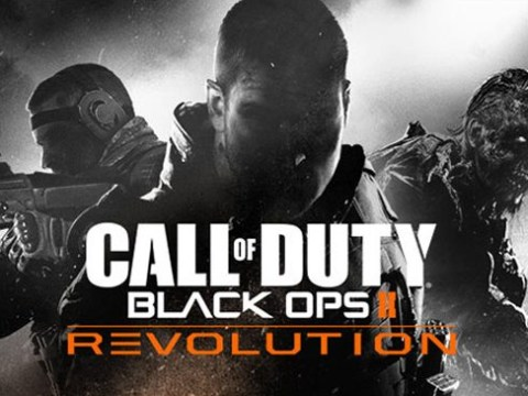 Call Of Duty: Black Ops II – Revolution review – map attack