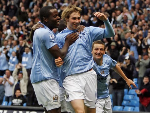 Michael Johnson admits to treatment at the Priory Clinic after Manchester City exit