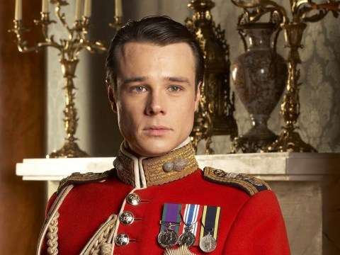 Rupert Evans: My next character is fundamentalist monk meets Hitler