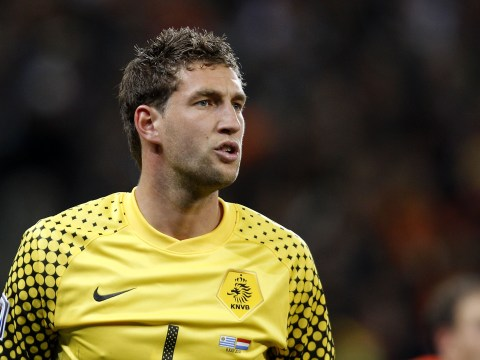 Arsenal and Fulham offered cut price deal for Roma outcast Maarten Stekelenburg