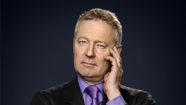 Rory Bremner says there isn't enough satire on television at the moment (Picture: BBC)