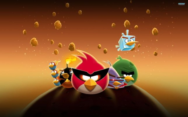 Angry Birds app 'used by NSA and GCHQ to snoop on players'