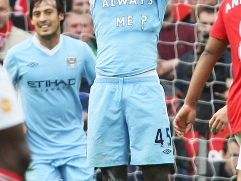 FA plans crackdown on shirt slogans as Mario Balotelli-esque messages to become thing of the past