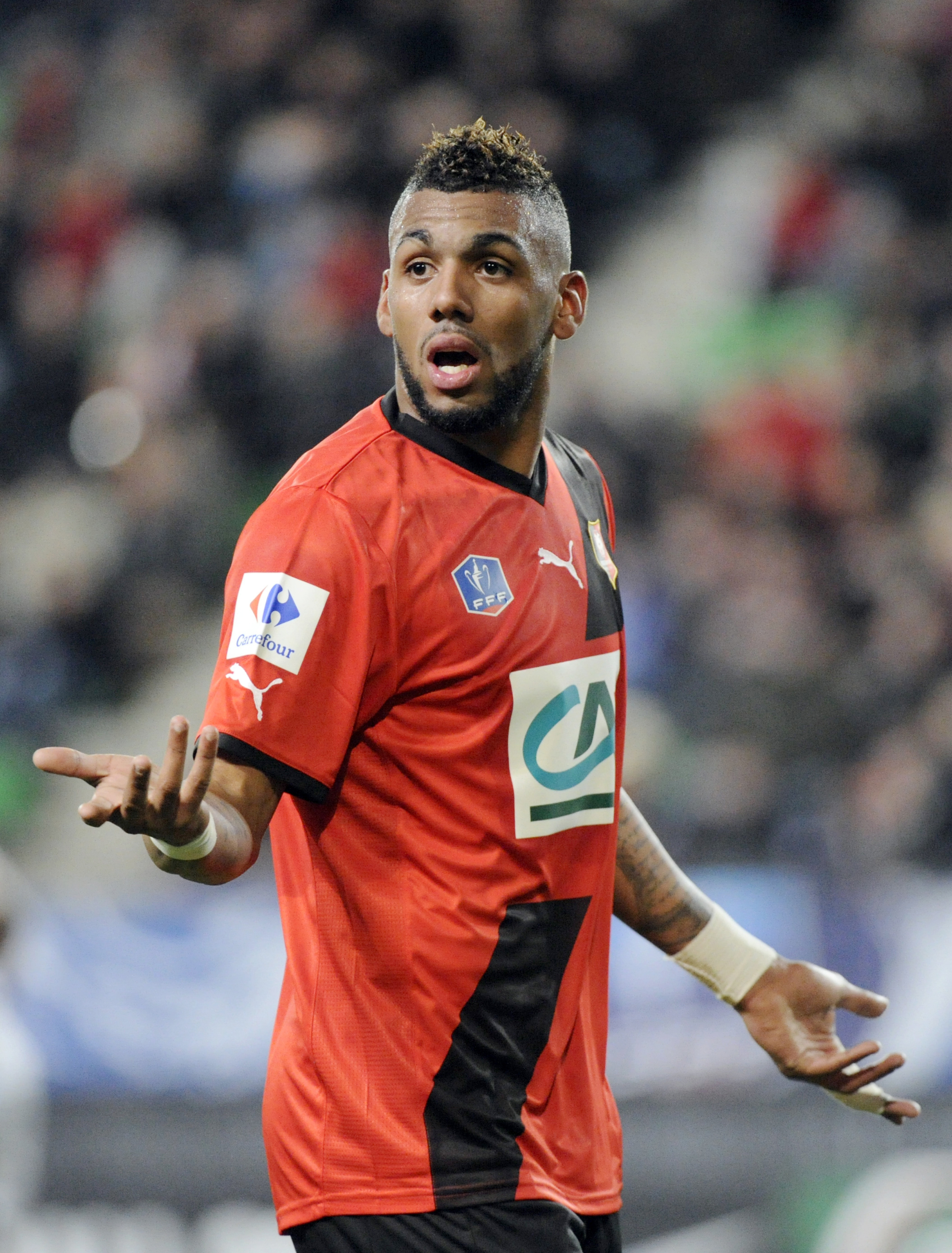 No new Arsenal bid for Yann M'Vila as QPR and Zenit close on a deal
