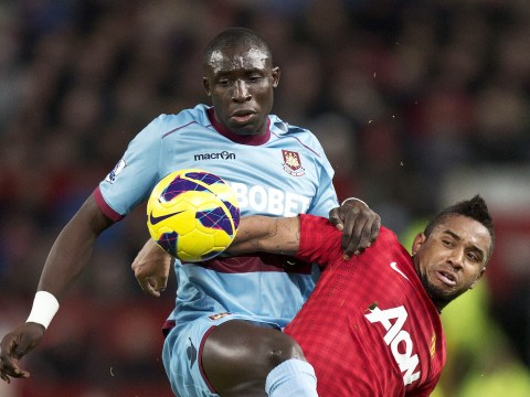 Tottenham set to beat Arsenal to West Ham star Mohamed Diame