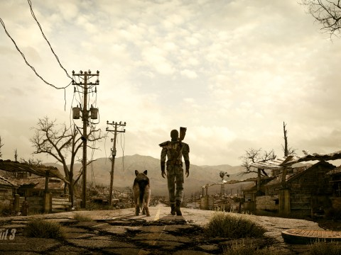 Games Inbox: Fallout 3 vs. Journey, Skyrim unplugged, and Saints Row: The Third