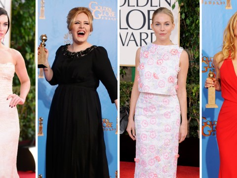 New mums Adele, Megan Fox, Sienna Miller and Claire Danes make their red carpet debuts at the Golden Globes