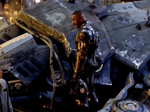 Pacific Rim hailed as 'breathtaking' and 'fun' in first reviews
