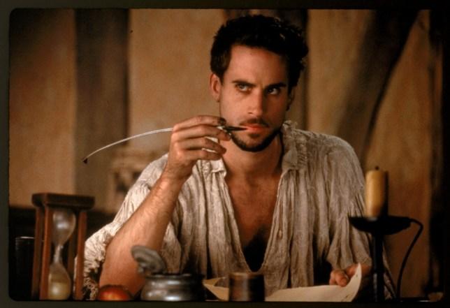 Joseph Fiennes as William Shakespeare