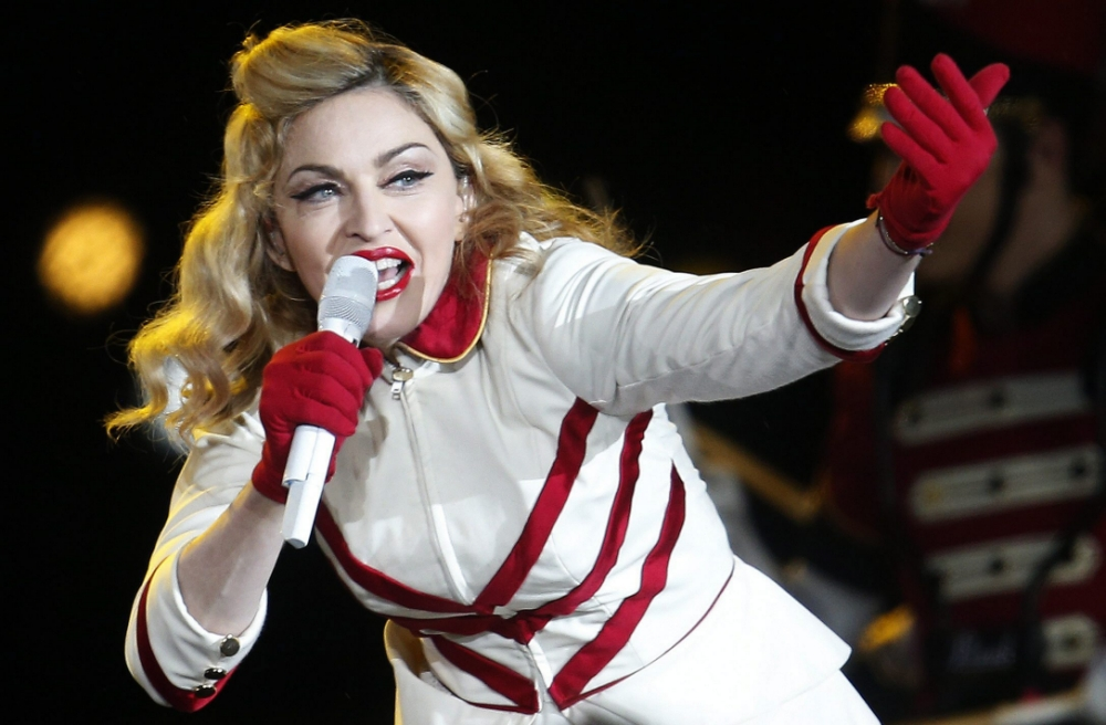 Will Madonna be taking the stage with Beyonce? (Picture: EPA)