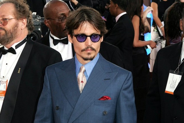 Johnny Depp has signed on to star in Pirates of the Caribbean 5 (Picture: Getty)