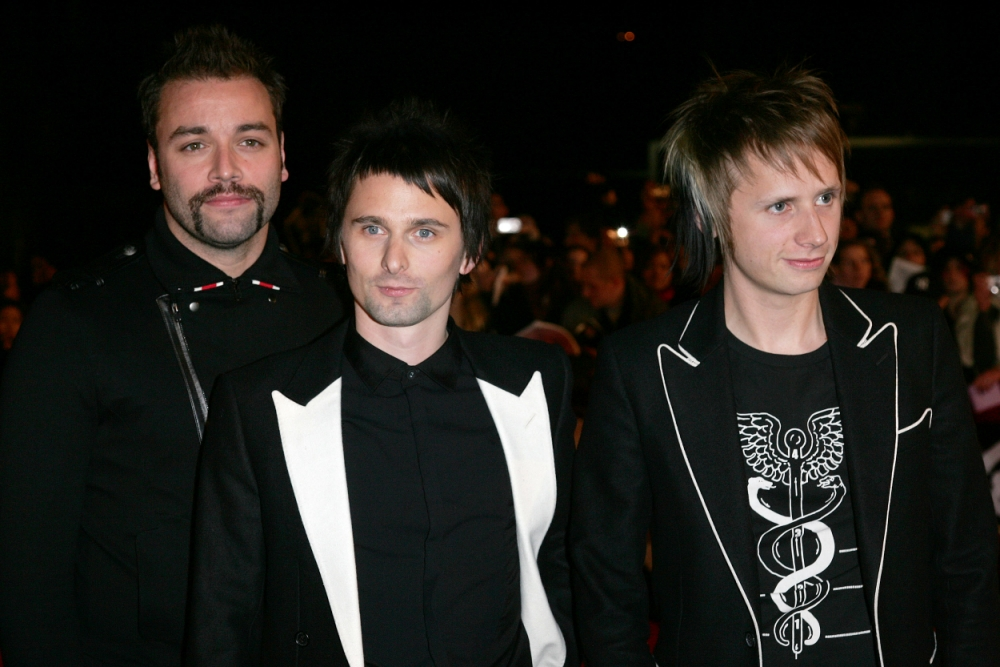 Muse warn fans that next album could be at least two years away