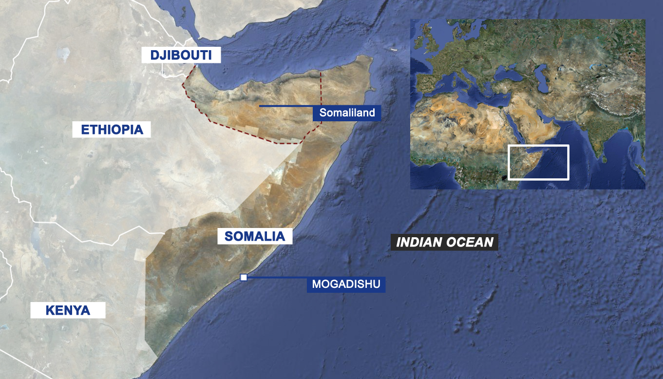 Foreign Office urges Britons to leave Somaliland after 'specific threat' against westerners
