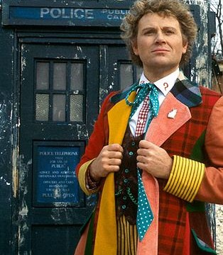 Colin Baker denies Doctor Who 50th anniversary involvement