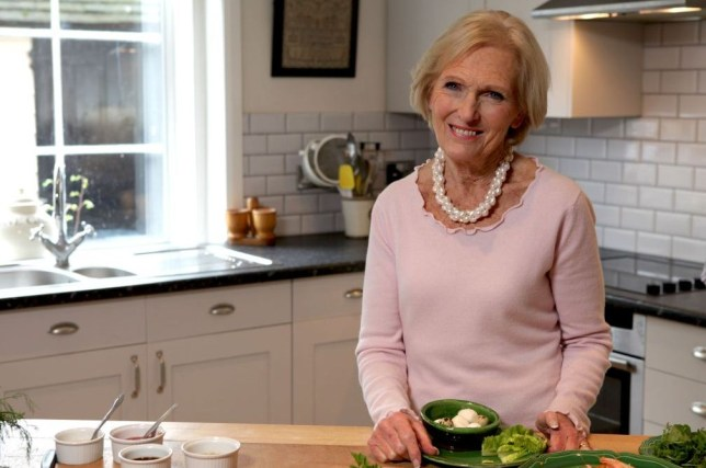 A sugar-coated guide to Mary Berry's life (Picture: BBC)