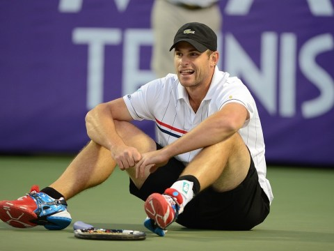 Retired tennis pro Andy Roddick sues cancer charity Miracle Match Foundation
