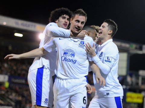 Everton's Phil Jagielka says his side must pull their socks up after Oldham draw