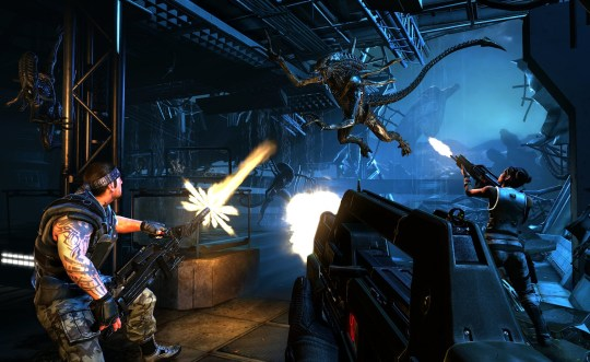 Aliens: Colonial Marines (PS3) – just another bug hunt