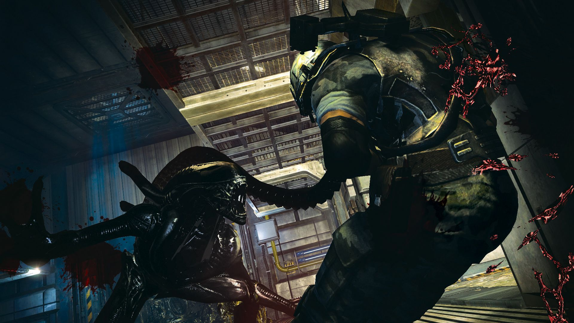 Aliens: Colonial Marines - has the Wii U lost out or been spared?