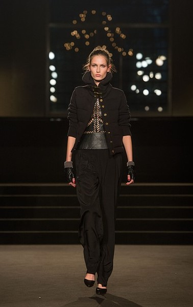 London Fashion Week: Sass and Bide show balances structure and fluidity