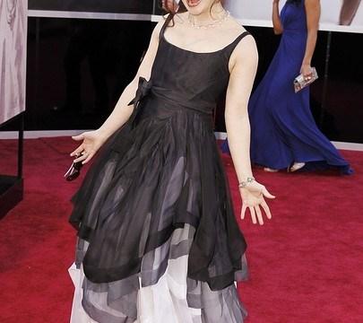 Oscars fashion 2013: Top five worst dressed
