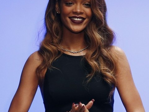 LFW: Rihanna has a few surprises up her sleeve at River Island launch