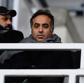 Nottingham Forest chief Fawaz al-Hasawi wields the axe again
