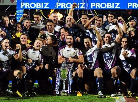 Melbourne Storm topple Leeds Rhinos to lift World Club Challenge