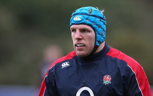James Haskell is set to start for England in Sunday's Six Nations clash against Ireland  (Picture: Getty)
